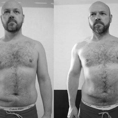 Jonas Schmidt -8 kg fedt